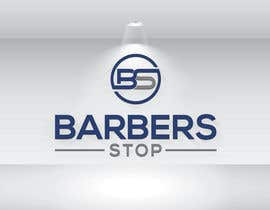 "shohanjaman12129 tarafından Design a Logo for ""Barbers Stop"" - Barber Supplies, suplier için no 72"