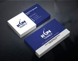 Nro 17 kilpailuun Replicate a business card and logo käyttäjältä freelancerbelal5