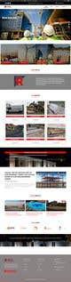 Konkurrenceindlæg #                                                19                                              billede for                                                 New website needed for building/construction company