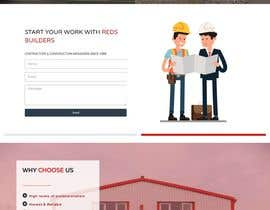 #72 for New website needed for building/construction company by Rezaulhaqueraz