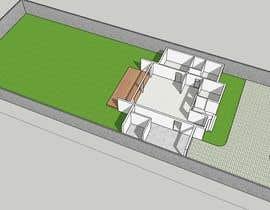 #18 für House Design- In Sketchup von aliwafaafif
