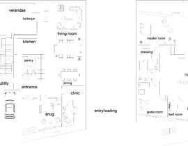 #19 for House Design- In Sketchup by archvizwork