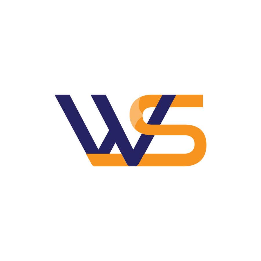 "Конкурсная заявка №                                        58                                      для                                         Create Unique ""WS"" Logo"