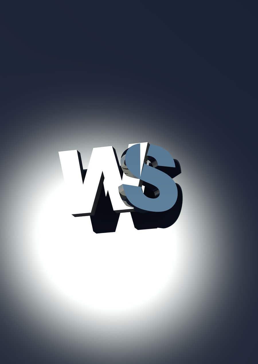 "Penyertaan Peraduan #                                        60                                      untuk                                         Create Unique ""WS"" Logo"