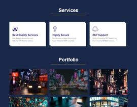 #30 untuk Create a Landing page Personal Website oleh Fokhrolislam
