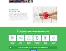 Nro 49 kilpailuun Website Design käyttäjältä saidesigner87