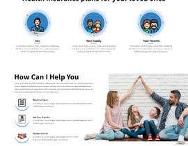 Nro 50 kilpailuun Website Design käyttäjältä saidesigner87