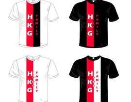 nº 10 pour Design Tee-shirts par lookman7