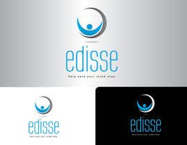#4 para Logo Design for Edisse por GeorgeOrf