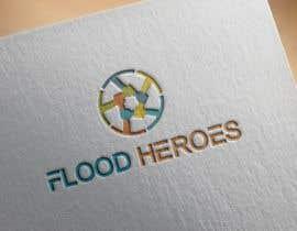 Nro 274 kilpailuun Flood Heroes Logo käyttäjältä mha58c399fb3d577