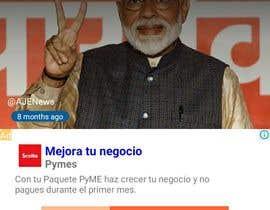 nº 3 pour Facebook Native ads in List View Android par numanidrees4641