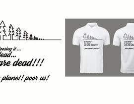 #9 untuk Rebellious and brave Tshirt designs for vinyl printing. oleh Spippiri