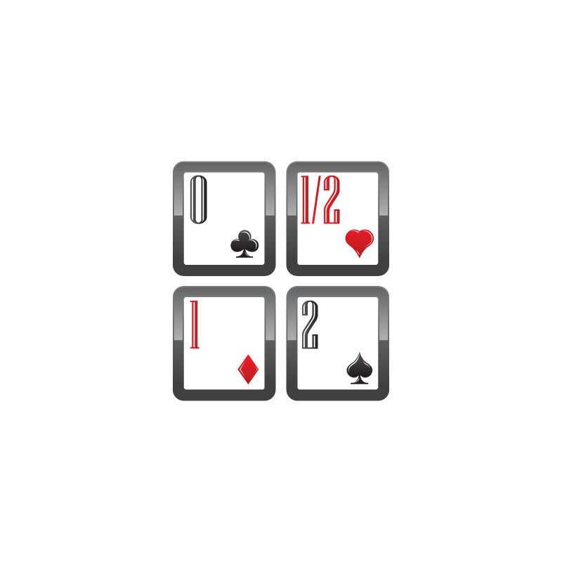 Конкурсная заявка №                                        23                                      для                                         Agile estimation poker card designs