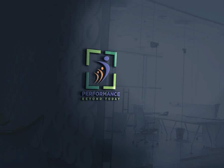 Конкурсная заявка №                                        111                                      для                                         Performance Beyond Today Logo