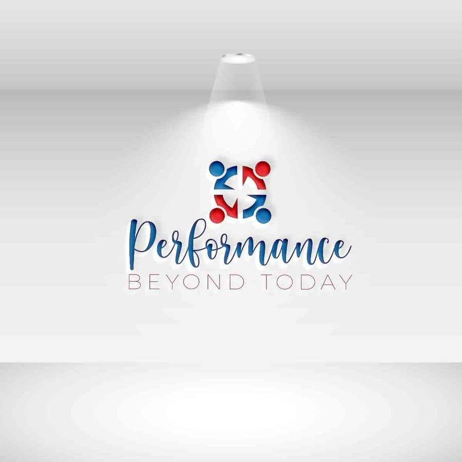 Конкурсная заявка №                                        151                                      для                                         Performance Beyond Today Logo
