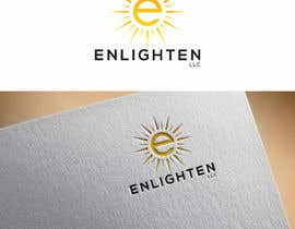 #9 untuk logo for designs to enlighten LLC oleh alimon2016