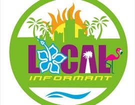 #371 untuk A logo and a graphic for a start up: Local Informant oleh Win112370
