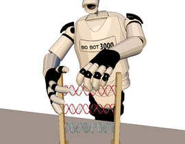 #23 for Design a Cartoon: Robotic Hand and Abacus by chonoman64