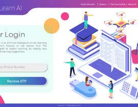 #59 for Theme and Graphic Design for an Online Learning Web Portal for students of age 10 to 18 by anurags7587