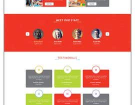 #34 for Theme and Graphic Design for an Online Learning Web Portal for students of age 10 to 18 by SK813