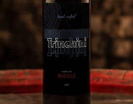 DaveWL tarafından Wine Label  Trinchini için no 249
