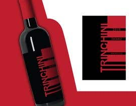 eliartdesigns tarafından Wine Label  Trinchini için no 195
