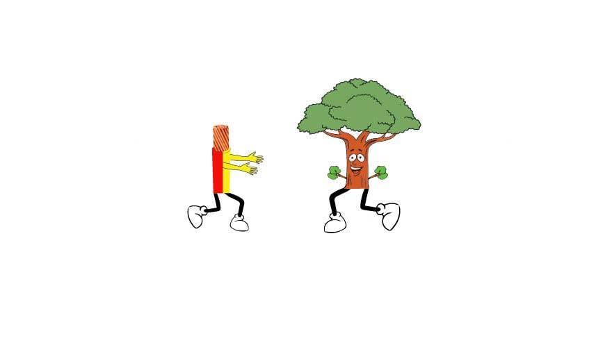 Inscrição nº                                         108                                      do Concurso para                                         Make a picture of a tree hugging copper