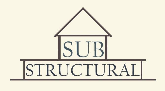 Bài tham dự cuộc thi #                                        17                                      cho                                         Logo Design for New Company - SubStructural