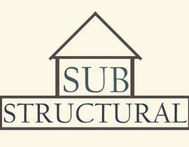 #17 para Logo Design for New Company - SubStructural por AdityaMalviya