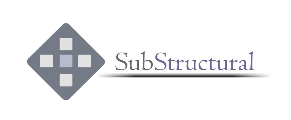 Inscrição nº                                         20                                      do Concurso para                                         Logo Design for New Company - SubStructural