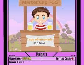 "#3 para ""Market Cap TCG"" Custom Art Wanted! Card Title: ""Lemonade Stand"" por legalpalava"