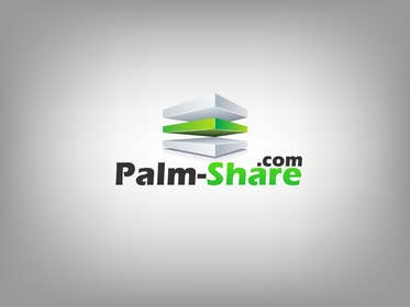 #80 for Logo Design for Palm-Share website by rjanu