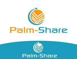 nº 83 pour Logo Design for Palm-Share website par Don67