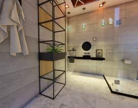 Nro 4 kilpailuun I have a Master Bathroom need to set a nice plan käyttäjältä Geethge