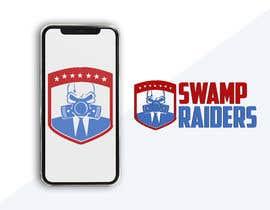 #35 cho Swamp Raiders Logo bởi logoque