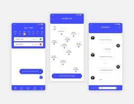 Nro 20 kilpailuun Three Mobile Screens to redesign käyttäjältä uiuxdesignerrr