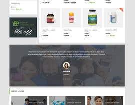 #149 untuk Pharmacy  Retail eCommerce Site Design oleh mdabdullah913