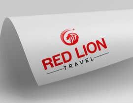 #220 untuk A logo for Red Lion Travel oleh srsohagbabu21406
