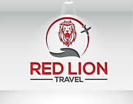 #213 untuk A logo for Red Lion Travel oleh rabiul199852