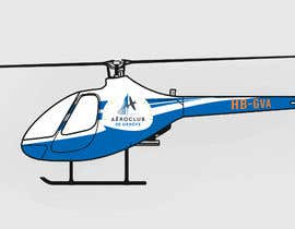 #18 for design for an small helicopter af Jswanth