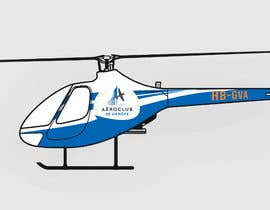 #22 for design for an small helicopter af Jswanth