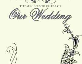 #4 cho Make a weddings invite bởi adammedz
