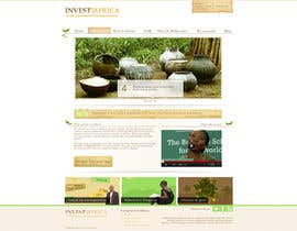 #4 para Graphic Design for Invest Africa de Wecraft