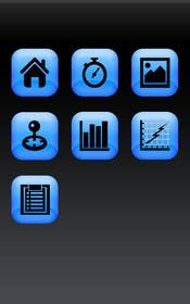 #9 for Menu Button Design for IPHONE / Android App by lorikeetp9