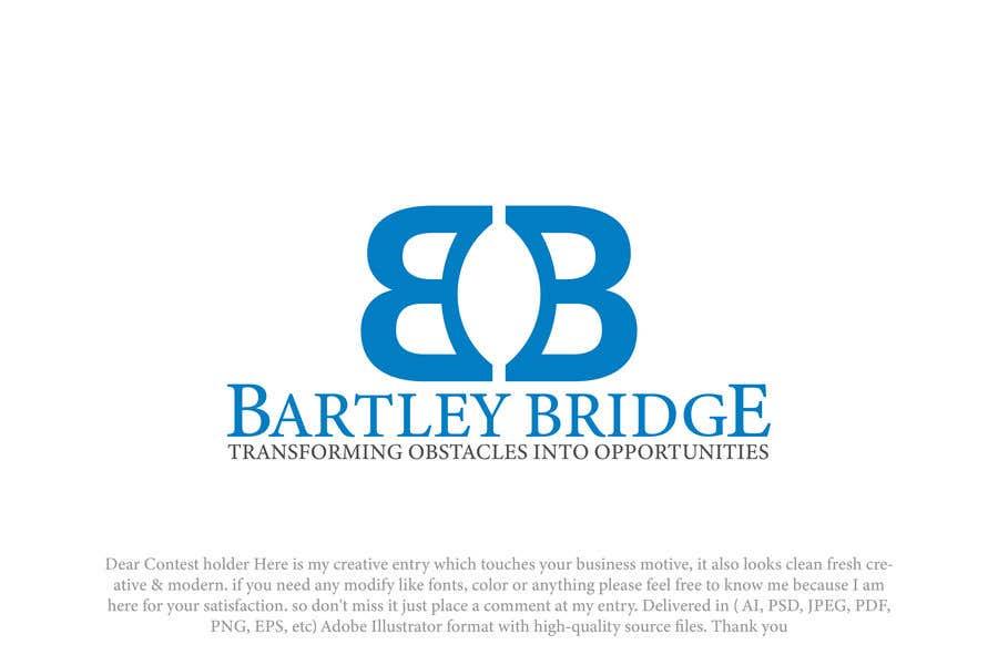 Конкурсная заявка №                                        423                                      для                                         Bartley Bridge Logo Design
