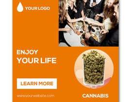 #27 for Cannabis Instagram Posts by dgrmehedihasan