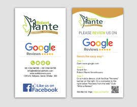 #6 cho Leave Us a Review Business Card bởi smartghart