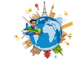 #9 cho Hello! I'm looking for a cartoon for my YouTube channel and website. I'm looking for my head to be put on a airplane maybe flying around the planet going right not left ? Please make sure I am able to use for this for commercial use. That be great! bởi katrinspasova