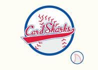 Logo Design for our new sports card shop!  CARD SHARKS! için Graphic Design23 No.lu Yarışma Girdisi