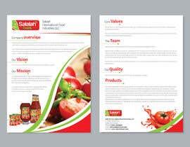 #4 untuk Salalah Foods Flyer oleh deepakshan
